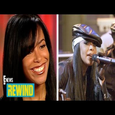Embedded thumbnail for See Aaliyah Back in 2001: Rewind | E! News
