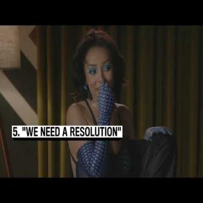 Embedded thumbnail for Doja Cat Talks About Aaliyah's 'We Need A Resolution' Music Video