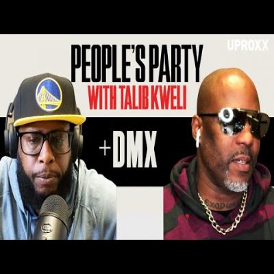 Embedded thumbnail for DMX Interview with Talib Kweli Sharing His Memories on Aaliyah