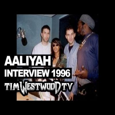 Embedded thumbnail for Aaliyah - Radio Interview With Tim Westwood 1996 (Rare)