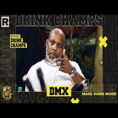 Embedded thumbnail for DMX On New Album Ft. Pop Smoke & Griselda, VERZUZ, Aaliyah, Prince & More | Drink Champs