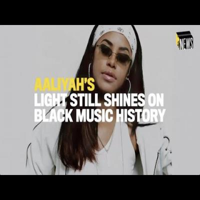 Embedded thumbnail for Aaliyah's Light Still Shines On | Black Music History