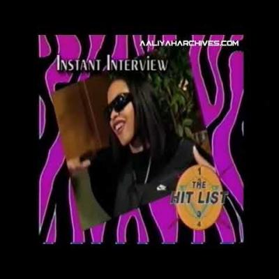 Embedded thumbnail for Aaliyah On The Hit List With Tarzan Dan (Rare)